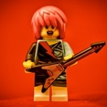 "98/365 - Ziggy Stardust - Lego Band • <a style=""font-size:0.8em;"" href=""http://www.flickr.com/photos/64654599@N00/13724441683/"" target=""_blank"">View on Flickr</a>"